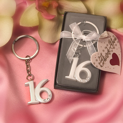 Personalized Sweet 16 Favors Sweet 16 Quinceanera Gifts