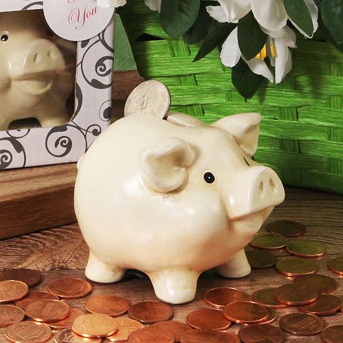 Quot Pretty Penny Quot Piggy Bank Lafavoritafavors Com